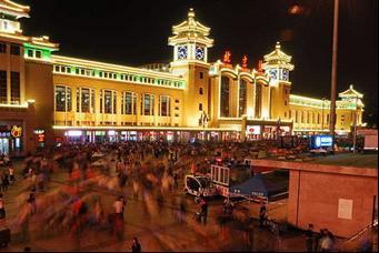 北京站照明电力工程